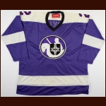 1975-76 Ray McKay WHA Cleveland Crusaders Game Worn Jersey