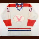 1982-83 Don Gallant Verdun Juniors Game Worn Jersey – Inaugural Season