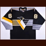 Jaromir Jagr Pittsburgh Penguins Autographed Authentic Jersey – PSA/DNA
