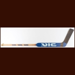 Glen Resch New Jersey Devils Blue Victoriaville Game Used Stick