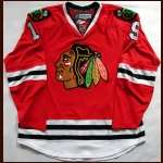 Jonathan Toews Blackhawks Authentic Jersey