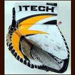 Manny Fernandez Boston Bruins Itech Game Worn Catcher