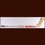 Patrick Roy Montreal Canadiens White Koho Game Used Stick – Autographed