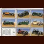 1985 + 1987 ROLLS - ROYCE AND 1985 + 1987 BENTLEY MOTORS CARDS IN LIMITED EDITION PADDED COLLECTORS ALBUMS