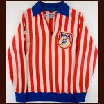 1970's Bob Kolari WHA Referee Worn Jersey