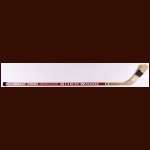 Tomas Sandstrom Los Angeles Kings Red Sher-Wood Game Used Stick