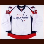 2008-09 Eric Fehr Washington Capitals Game Worn Jersey