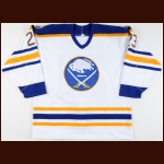 1988-89 Ray Sheppard Buffalo Sabres Game Worn Jersey