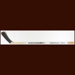Brent Sutter New York Islanders White Canadien Game Used Stick – Autographed