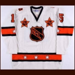 1980 Butch Goring NHL All Star Game Worn Jersey - Photo Match - The Dave Goring Collection – Dave Goring Letter