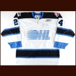 2006 Chris Stewart OHL All Star Game Worn Jersey
