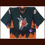 2002-03 Tony Amonte Phoenix Coyotes Game Worn Jersey – Alternate