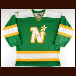 "2012 J.P. Parise Minnesota North Stars Reunion Worn Jersey – ""Back On Home Ice"" – Autographed – North Stars Reunion Letter – Deceased"