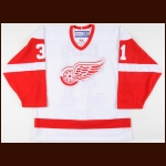 Curtis Joseph Detroit Red Wings Authentic Jersey