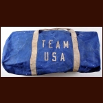 Circa 1980 Team USA CCM Equipment Bag - The St. Paul, MN Collection