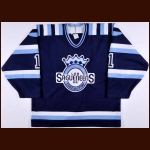 1994-95 Yohan Dufour Chicoutimi Sagueneens Game Worn Jersey