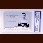 Phat Wilson Autographed Card - The Broderick Collection - Deceased