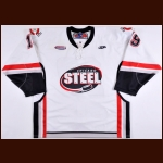 2000's Chicago Steel Game Issued Jersey – Player #19