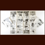 Buffalo Sabres Autographed Group of (100) – Includes Deceased and a 1970-71 Sabres Team Photo