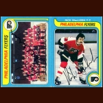 1979-80 Topps Philadelphia Flyers Autographed Card Group of 20 – Rick MacLeish & Pat Quinn (Deceased)