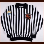 "1997 Ron Asselstine NHL All Star Linesman Game Worn Jersey – ""1997 All Star"""
