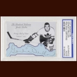 Gordie Drillon Autographed Card - The Broderick Collection - Deceased