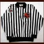 1991-92 Pierre Champoux Linesman Game Worn Jersey