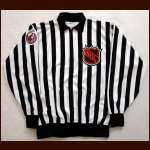 1992-93 Mark Vines Linesman Jersey
