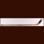 Jean Beliveau Montreal Canadiens CCM Game Used Stick – Autographed – Deceased