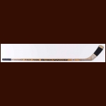 Dale Hawerchuk Buffalo Sabres Sher-Wood Game Used Stick – Autographed