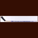 Chris Chelios Montreal Canadiens Blue Sher-Wood Game Used Stick
