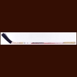 John Maclean New Jersey Devils White Titan Game Used Stick – Autographed