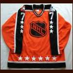 1988 Paul Coffey All Star Game Worn Jersey