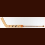 Rogie Vachon Boston Bruins Victoriaville Game Used Stick – Autographed