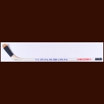 Ulf Nilsson Winnipeg Jets White Canadian Game Used Stick