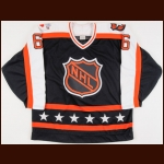 "1989 Phil Housley NHL All Star Game Worn Jersey – ""40th NHL All Star"""