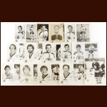 Boston Bruins Autographed Group of (14) – Includes a Hall of Famer