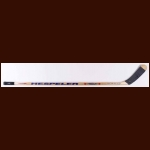 Wayne Gretzky New York Rangers Hespeler Game Used Stick – Autographed
