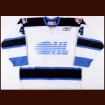 2007 Drew Doughty OHL All Star Game Worn Jersey