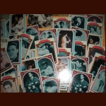 14 SET TRADING CARD COLLECTION