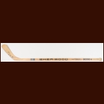 Guy Lafleur Montreal Canadiens Sher-Wood Game Used Stick  - Autographed by Toe Blake (Deceased)
