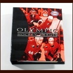 1997-98 Esso NHL Olympic Hockey Heroes Complete Binder Collection Set