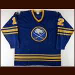 1982-83 Andre Savard Buffalo Sabres Game Worn Jersey