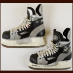 Petr Sykora Anaheim Ducks Black Bauer Game Used Skates