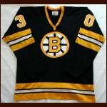 1974-75 Ross Brooks Bruins Game Worn Jersey