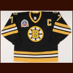 "1989-90 Ray Bourque Boston Bruins Stanley Cup Finals Game Worn Jersey - ""1990 Stanley Cup Finals"" - Norris Trophy"