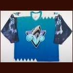1996-98 Joe Rullier Rimouski Oceanic Game Worn Jersey