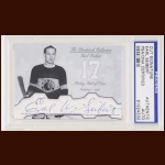 Earl Seibert Autographed Card - The Broderick Collection - Deceased