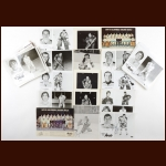 Oakland Seals/California Golden Seals Autographed Group of (96) – Includes 1974-75 & 1975-76 Team Photo, Hall of Famers and Deceased