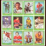 1973-74 OPC Autographed Card Group of (12) – Includes Deceased